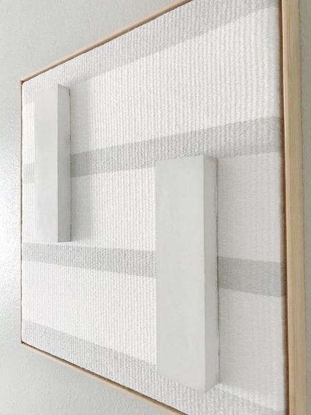 Shelly Sazdanoff Concrete with White
