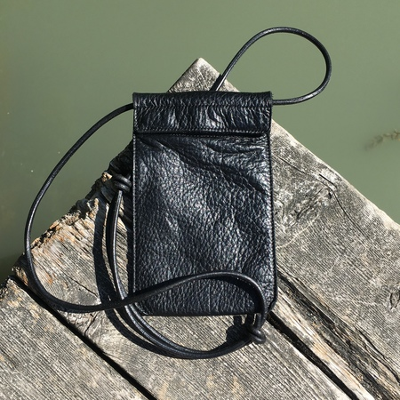 AW by Andrea Wong PHONE SLING - BLACK