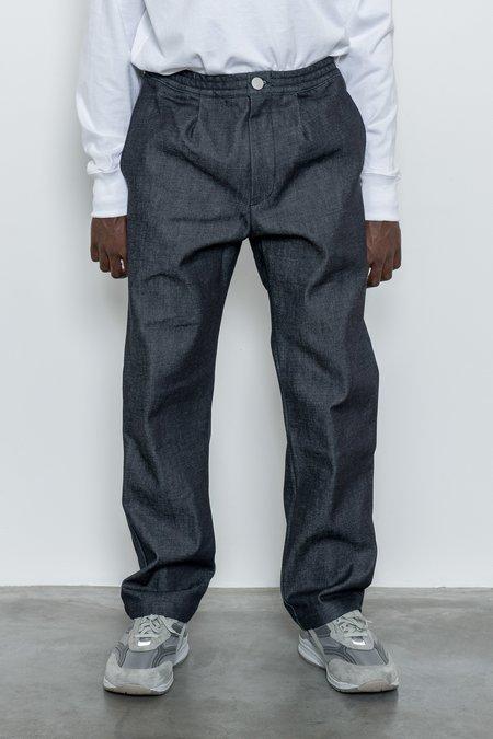 Paa Denim Trouser - Raw Blue