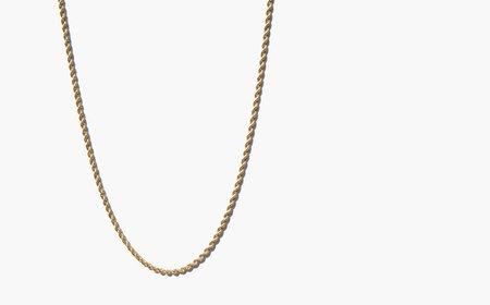Vintage Kindred Black Langtry Chain