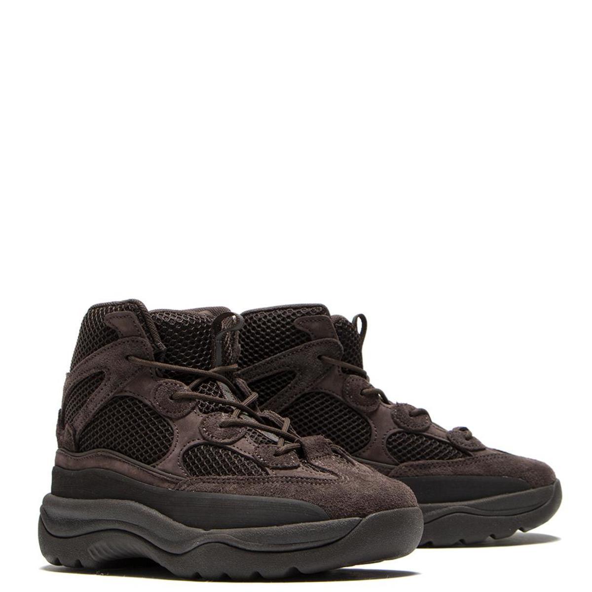 Kids adidas Originals Yeezy Desert Boot Oil
