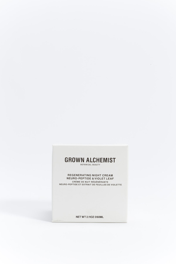 Unisex Grown Alchemist Regenerating Night Cream