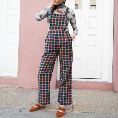 Ace & Jig Auggie Overall - Scout