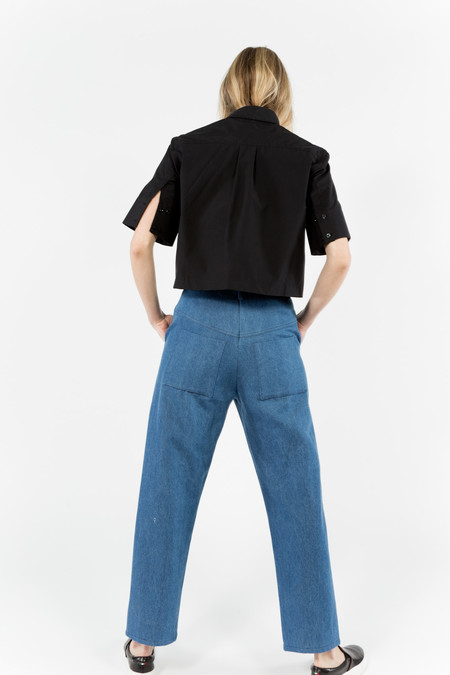 Suzanne Rae Straight Leg Jeans