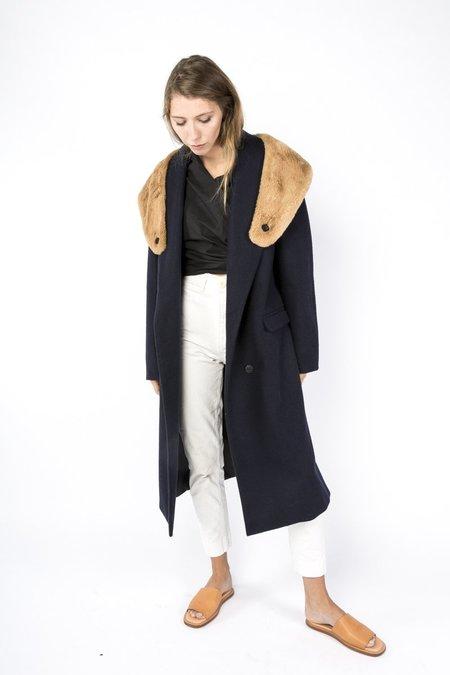Suzanne Rae Wool Coat