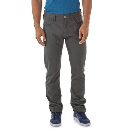 Patagonia Performance Short Twill Jeans - Forge Grey