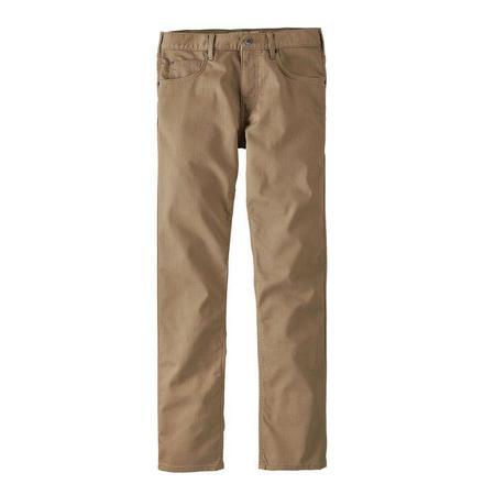 Patagonia Performance Short Twill Jeans - Mojave Khaki