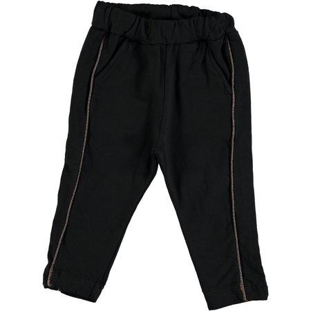 kids picnik jogging pants - black