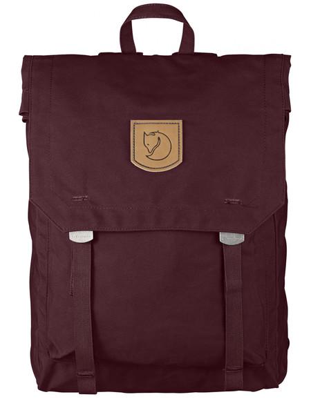Fjallraven Foldsack No. 1 Dark Garnet