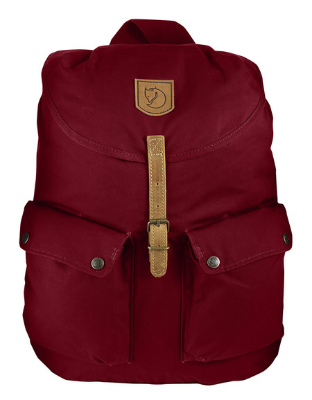Fjallraven Greenland Backpack Redwood