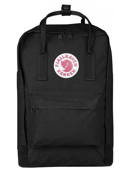 Fjallraven Kanken Laptop 15 Inch Black