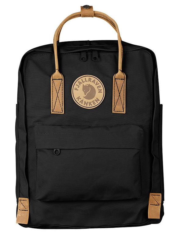 Fjallraven Kanken No. 2 Backpack Black