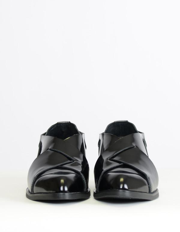 Intentionally Blank Concordia Shoe Black