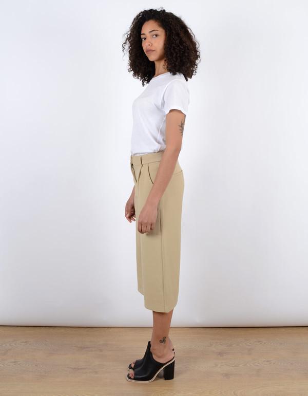Just Female Dia Long Shorts Sand