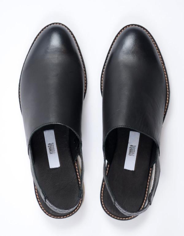 Miista Elie Shoe Black