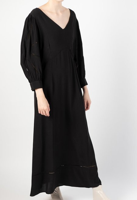 No.6 Beatrice Dress - black