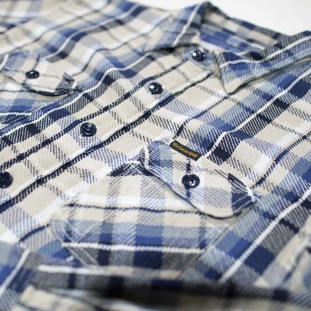 The Strike Gold Long sleeve Shirt - Black/Blue/Beige