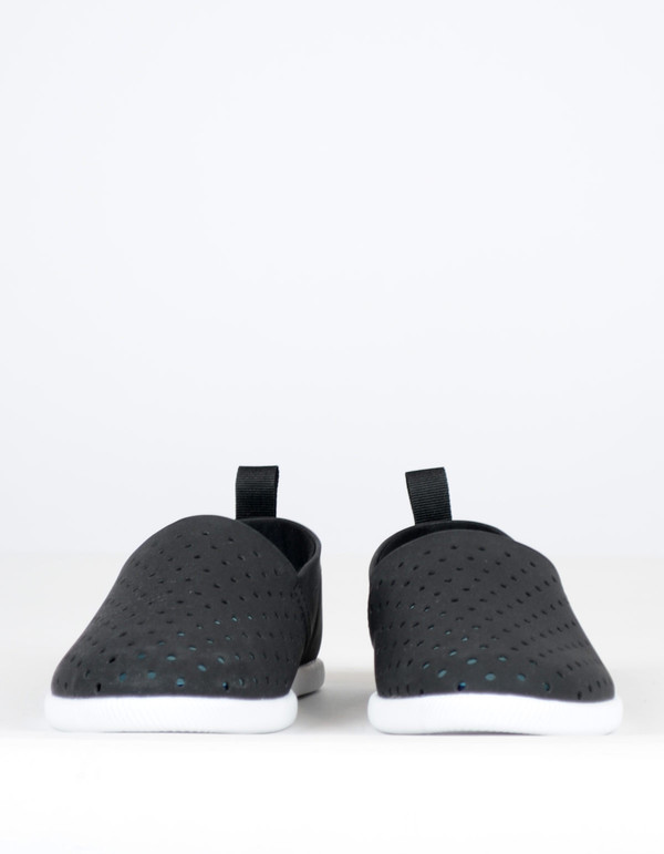 Native Shoes Native Venice Jiffy Black with Shell White