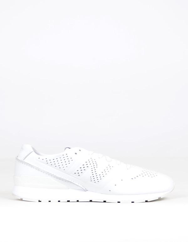 Men's New Balance 996 Reengineered Sneaker White