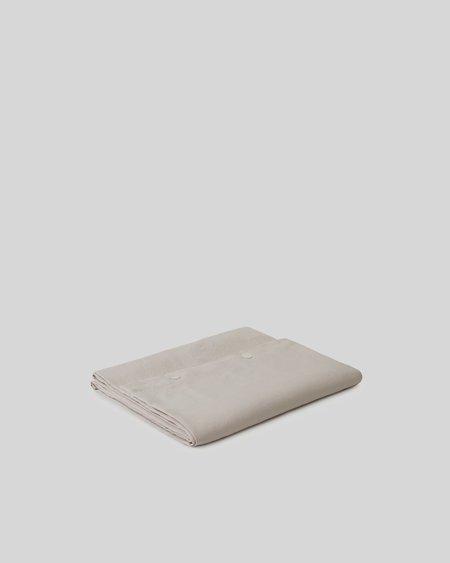 Shop Sunday Morning Marcel Linen Duvet Cover - Blush