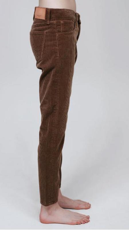 Moussy Alma Corduroy Pants - Brown