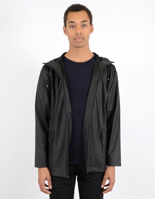 Men's Rains Breaker Jacket Black