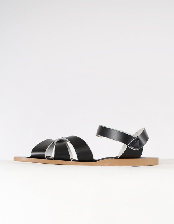 Salt Water Sandals The Original Black