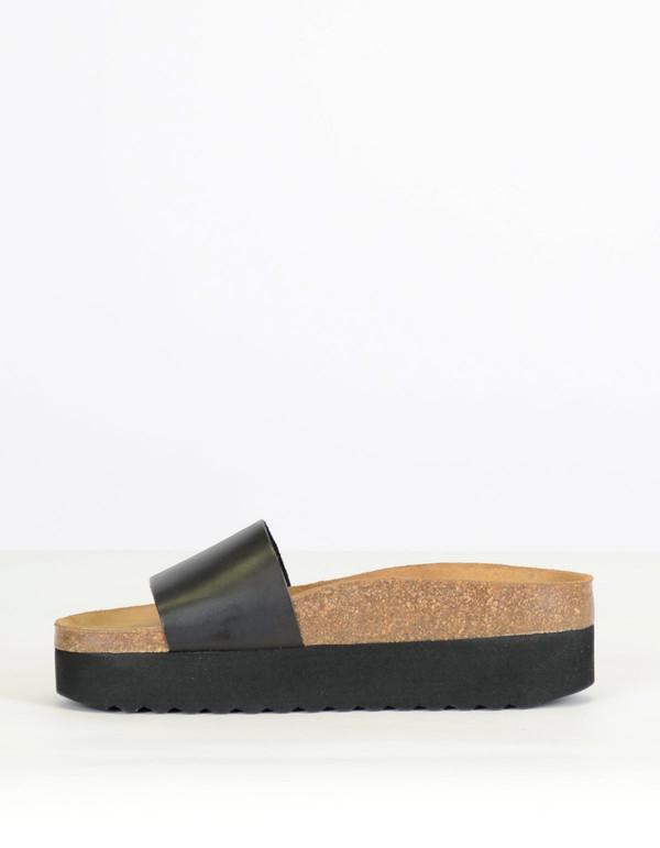 Shoe The Bear Aiko Sandal Black