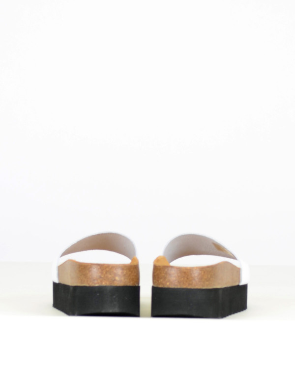 Shoe The Bear Aiko Sandal White