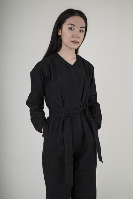 REIFhaus Lazlo Jumpsuit - black