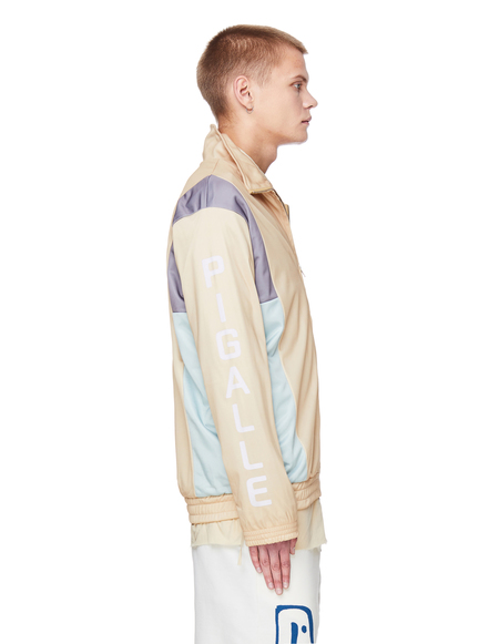 Pigalle Printed Track Jacket - Yellow