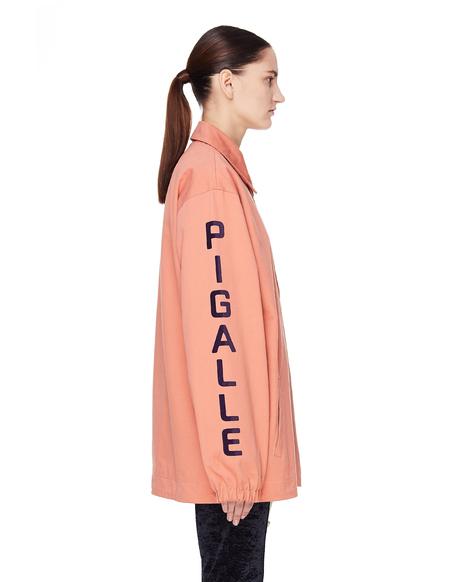 Pigalle Cotton TM Coach Jacket - Pink