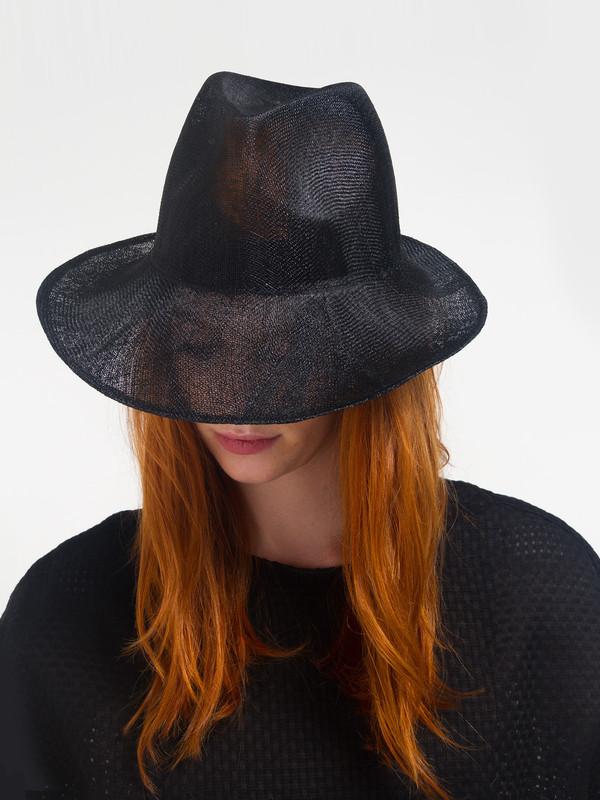 Reinhard Plank  Dennis Hat Black