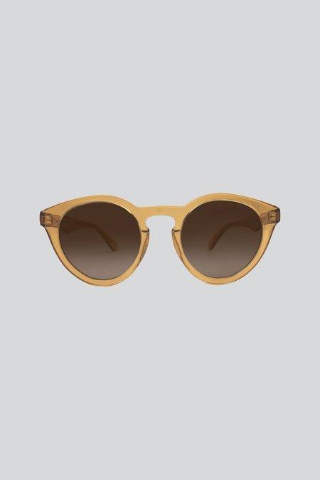 SIENNA ALEXANDER LONDON Chelsea Renee Sunglasses - translucent Brown