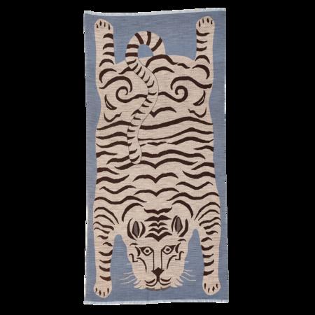Inouitoosh Thylacine Scarf - Blue