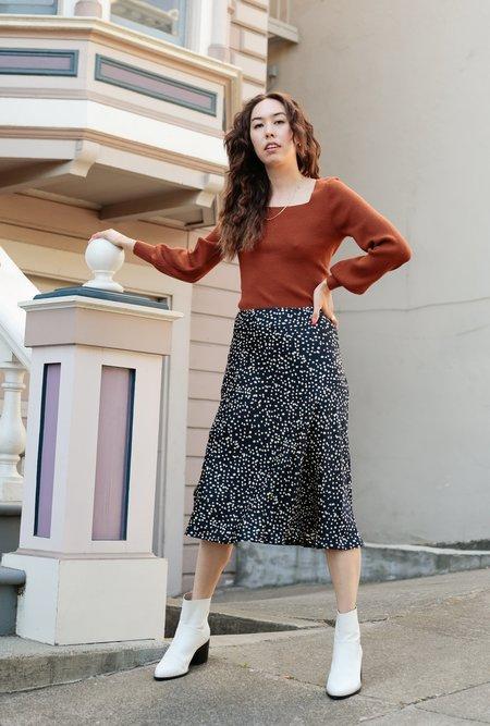 Azalea Julie Midi Skirt