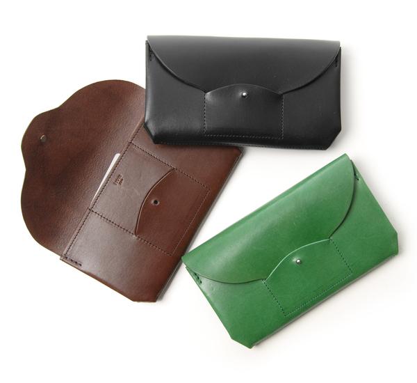 i ro se Dark Brown Ric Rac Long Wallet