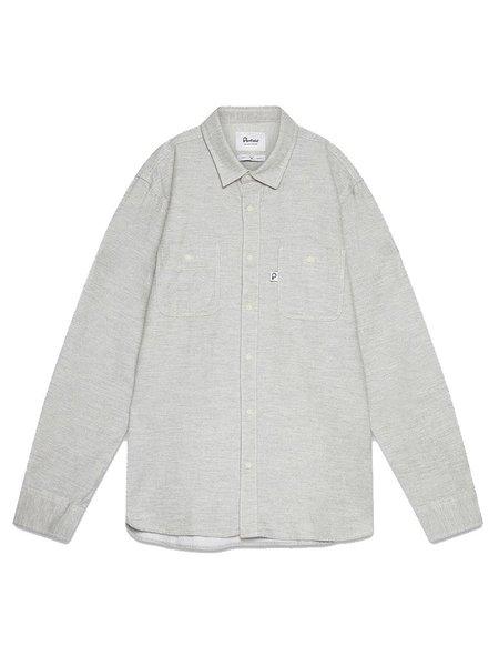 Penfield Blackmer Shirt - Marl Grey