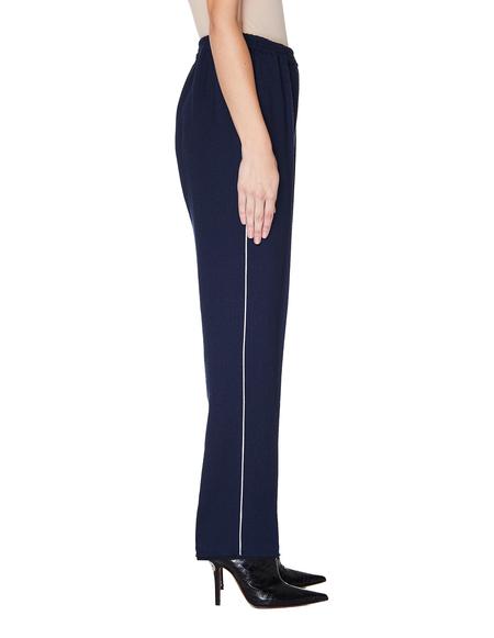 Golden Goose Navy Blue Wool Trousers