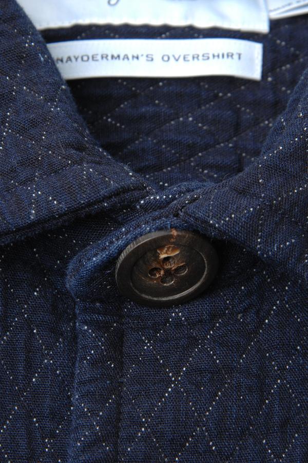 Men's Schnayderman's Quilted Overshirt One