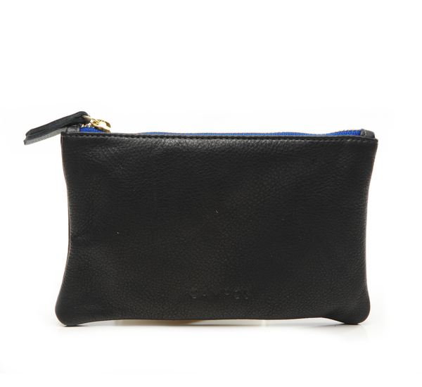 Campos Small Clutch In Black