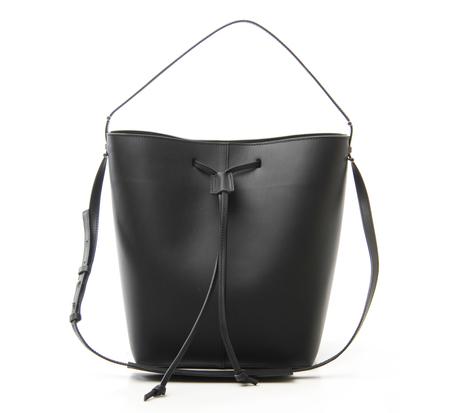 PB 0110 AB32 Black Shoulder Bag
