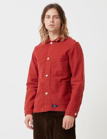 Bleu De Paname Veste De Comptoir Jacket - Cayenne