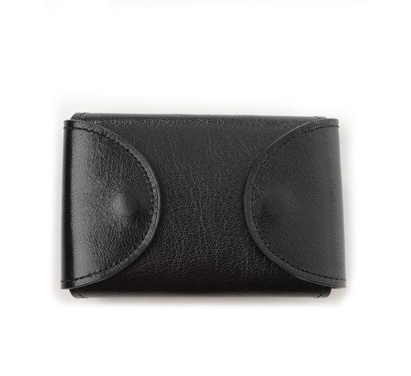 i ro se Black Fold Card Case