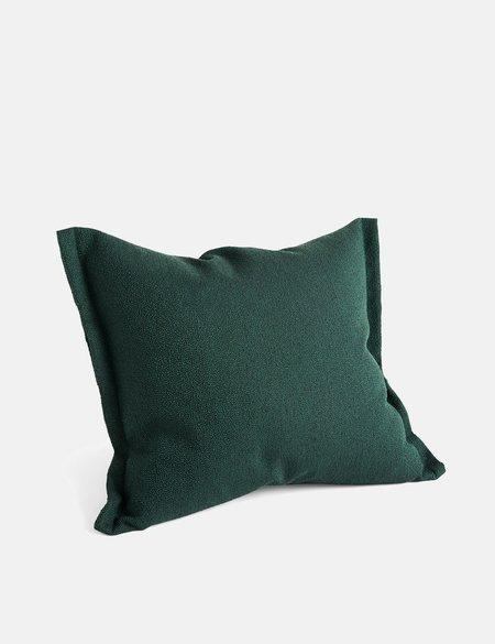 Hay Plica Sprinkle Cushion - Dark Green