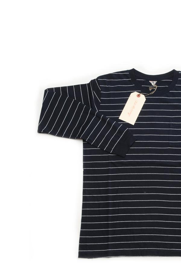 Pete Long Sleeve Tshirt by Filmelange