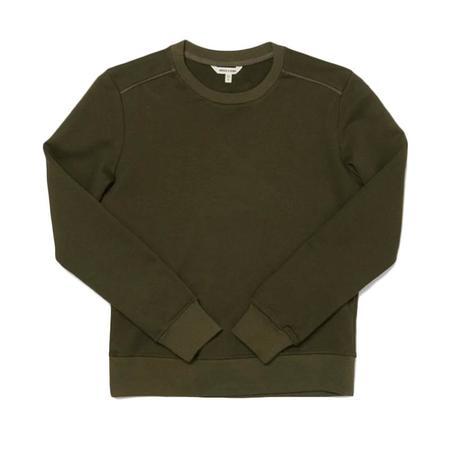 Bridge & Burn Linnton Sweatshirt - Dark Olive