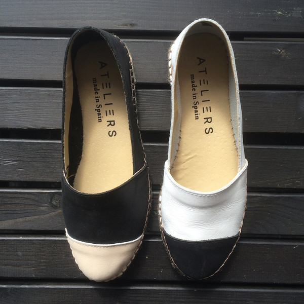 Montreal Workshop Maya Shoes White
