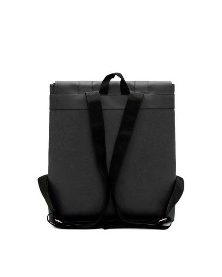 Rains MSN Bag Backpack - Black