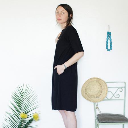 Me & Arrow Tall Dress - BLACK